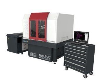 Omax MicroMax Abrasive Waterjet