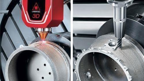 DMG MORI Lasertec 65 3D