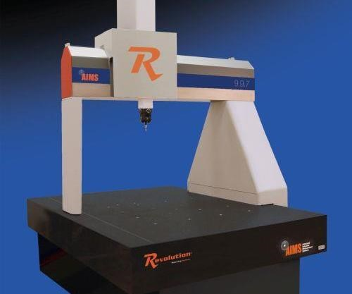 AIMS Metrology Revolution LM series of CMMs