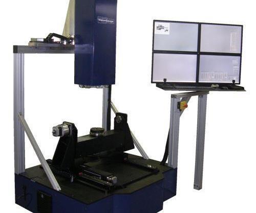 Methods Machine Tools 700 series VisionGauge digital comparator from VisionX
