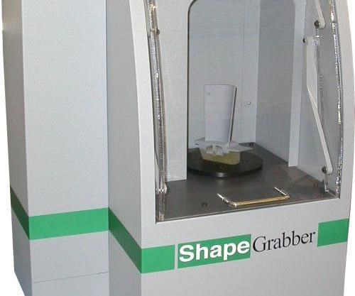 ShapeGrabber Ai310 scanner