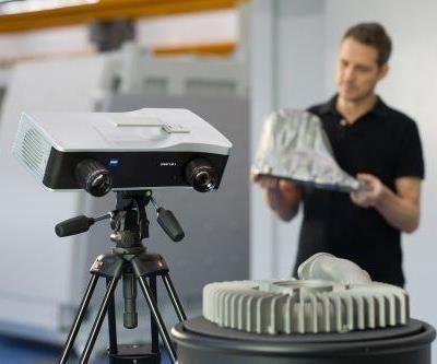 Zeiss Comet L3D 2 3D sensor line