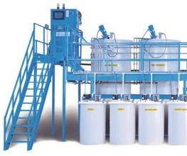 DMP integrated wastewater treatment system