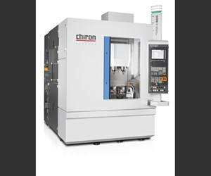 Chiron machining center