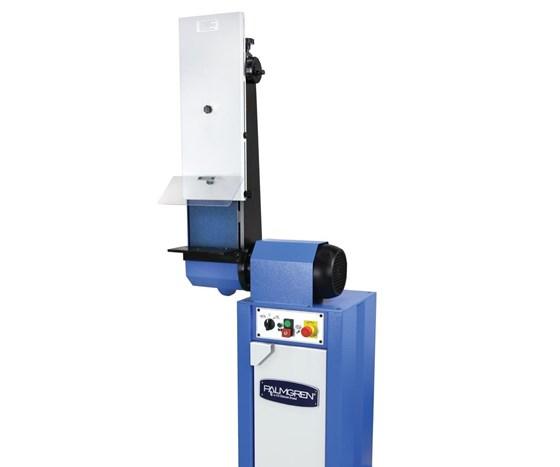 Palmgren two-speed belt grinder