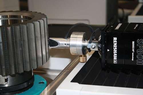 Wenzel WGT 500 gear measuring machine