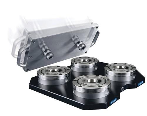 Schunk Vero-S quick-change pallet toolbox