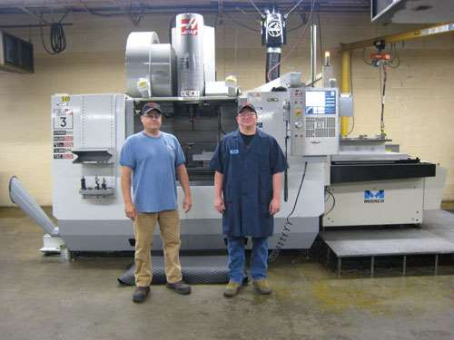 Haas VMC and Midaco APC