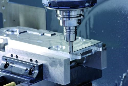 Schunk Tendo Platinum toolholder
