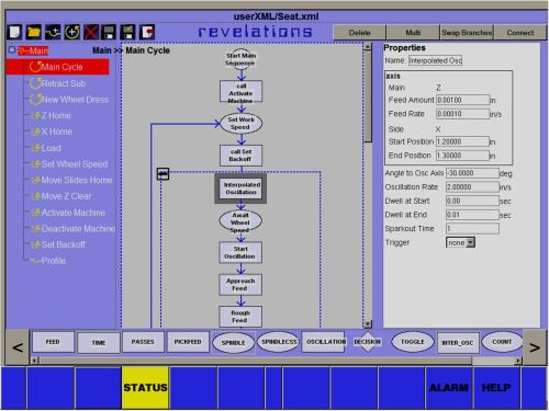 Bryant Grinder Revelations software