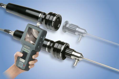 Gradient Lense Luxxor video camera
