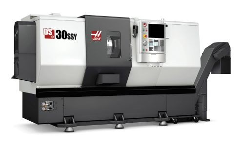 Haas DS-30SSY  turning center