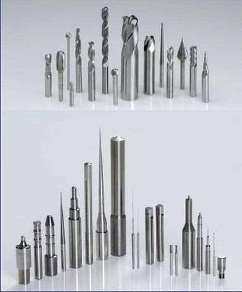 Rollomatic CNC tool grinding machines
