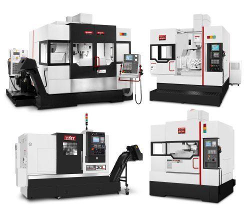 YMT TTL-20L CNC turning center