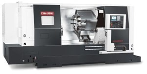 Goodway GS-4000LM turning center