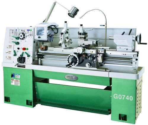 Grizzly G0740 toolroom lathe