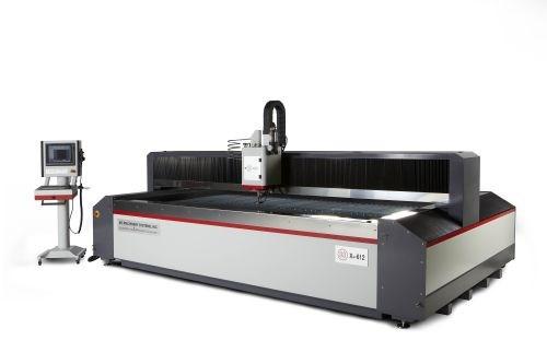 MC Machinery Systems MWX4-612 waterjet