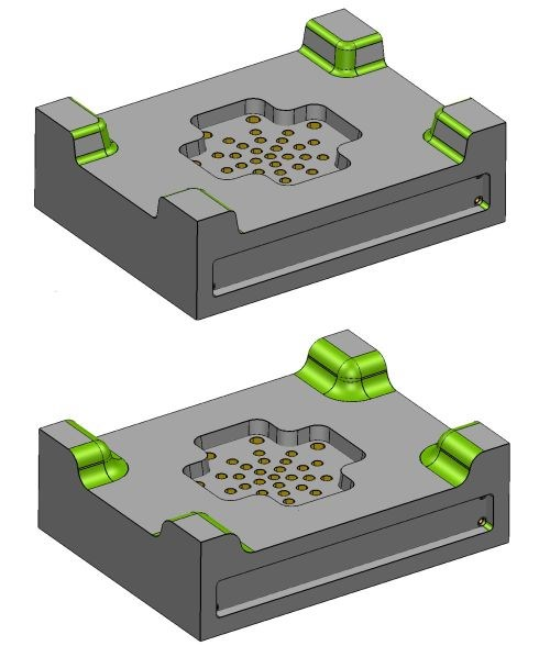CAD Software Features Flexible Surface Modeling : Modern