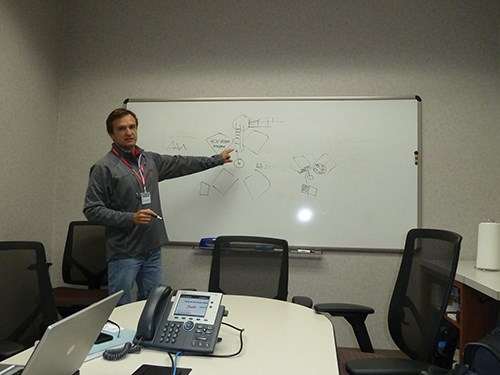 Lubos Hanulik of Danfoss Power Solutions
