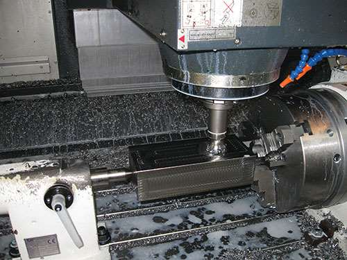 high feed milling tools