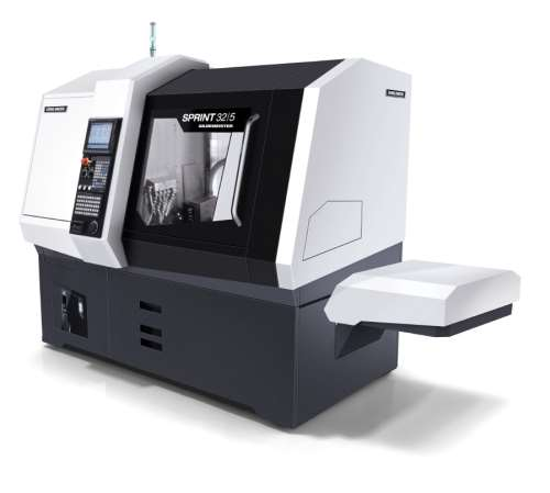 DMG MORI 32-5 and 32-8 turning centers