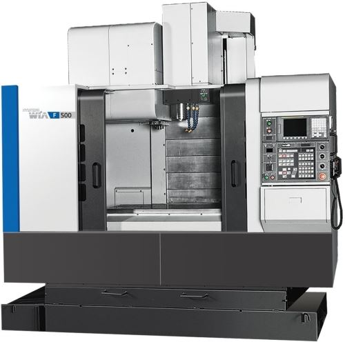 Hyundai WIA F500 Plus machining center