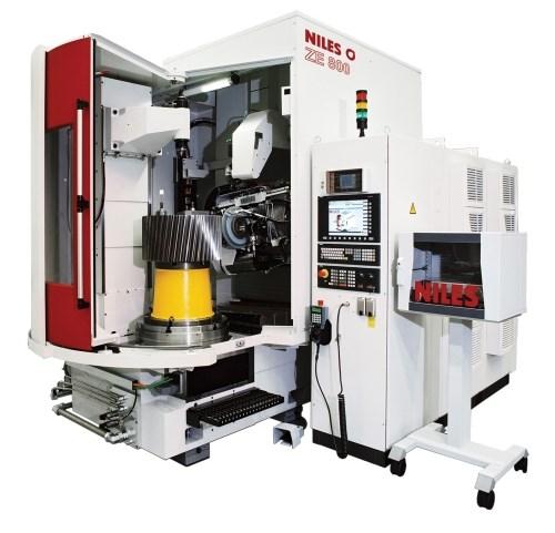 Kapp Niles ZE 800 gear grinder