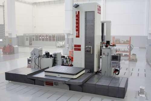 Lazzati Linea T-type HB 150T boring mill