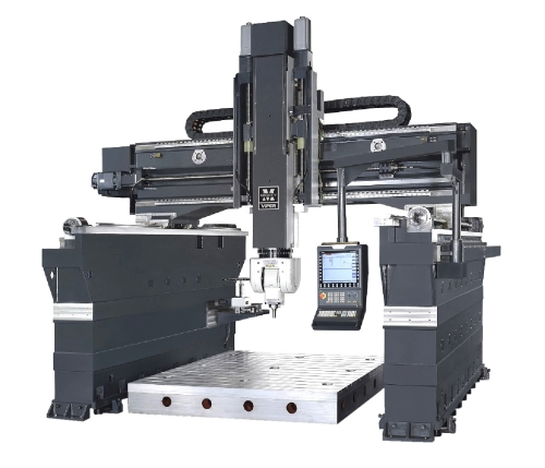 Mighty USA PG5 five-axis VMC