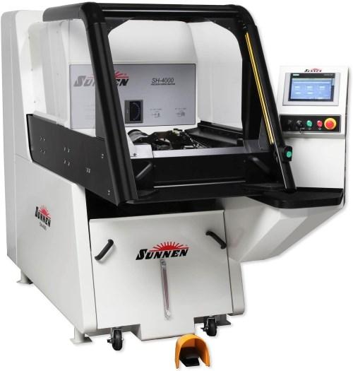 Sunnen SH-4000 honing machine