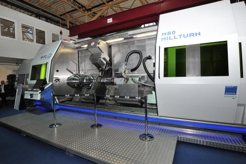 WFL Millturn M80 hybrid