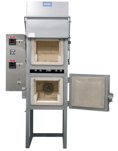 Cress Manufacturing heat treating furnaces