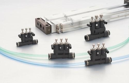 Pisco pneumatic flow controller