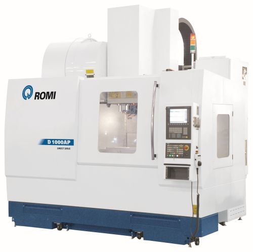 Romi D 1000AP DD vertical milling center