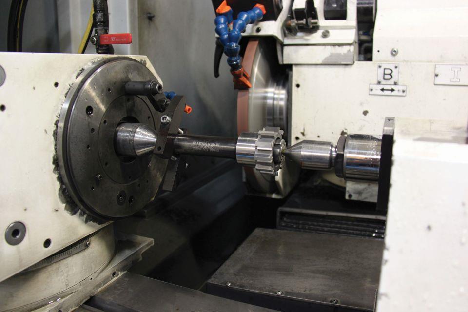 single setup grinding