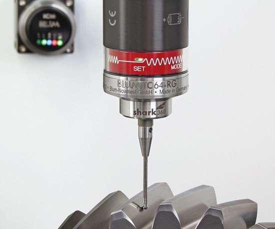 Blum-Novotest TC64-RG Surface Roughness Gage
