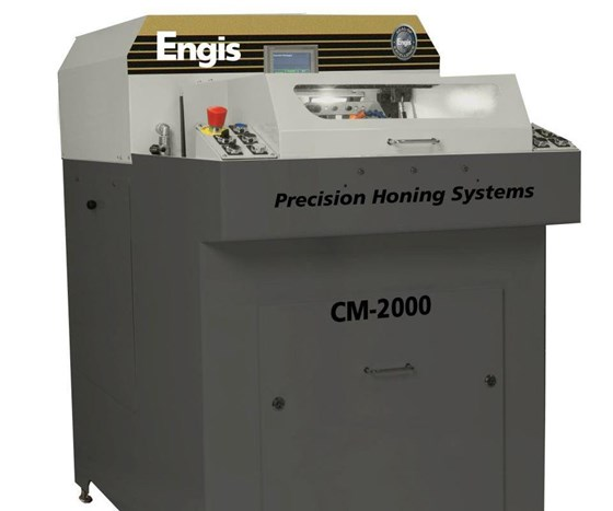 Engis CM-2000 Multi-Stroke Honing Machine