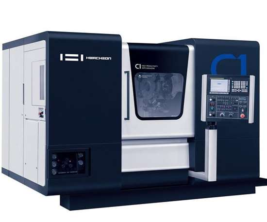 Hwacheon Machinery C1 Multi-Process Turning Center