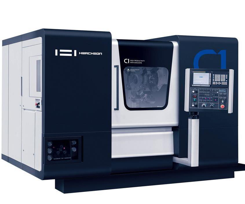 Hwacheon Machinery C1 Multi-Process Turning Center