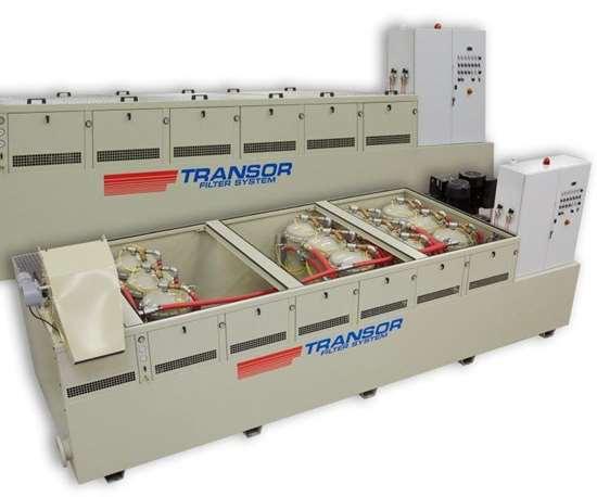 Transor V-series filtration systems