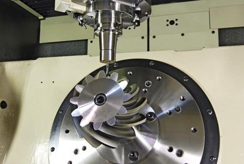 Mitsui Seiki Vertex machining center