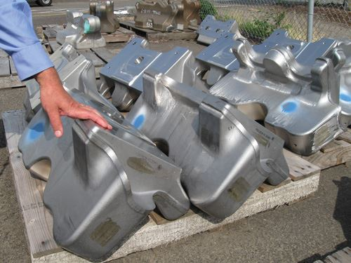 titanium engine mounts