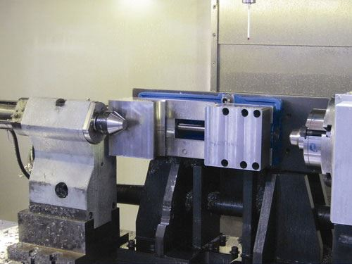 machine vise jaws