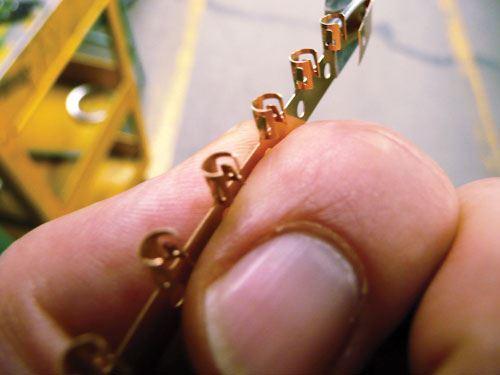 miniature components