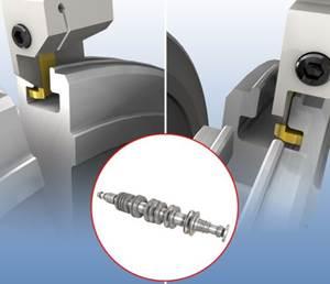 Grooving Tools for Turbine Machining