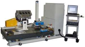 Jenoptik Wavemove from Hommel-Etamic automated surface roughness and contour measuring system