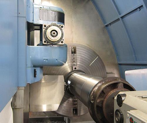 Bost T4F turn/mill