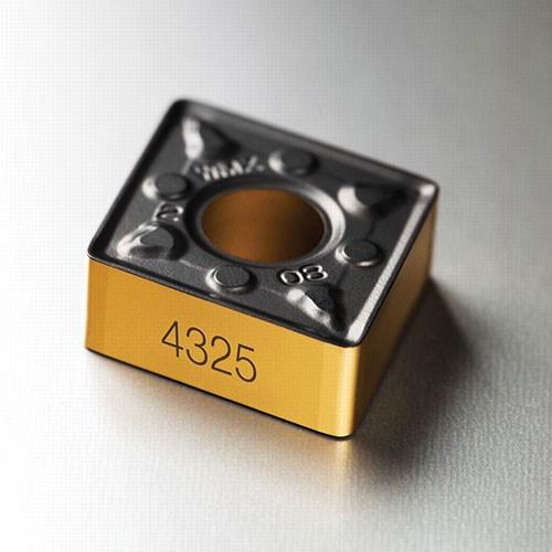 Sandvik Coromant's GC4325 insert grade