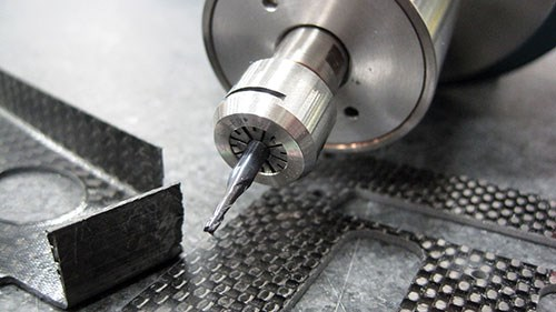 high speed air spindle