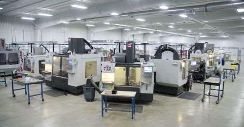 Kuka CNC robotic system